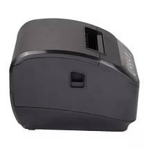 Принтер чеків з автообрезкой Xprinter XP-Q200II, фото 2
