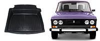Коврик в багажник для Lada Лада ВАЗ 2106, резино-пластиковый (Lada Locker)
