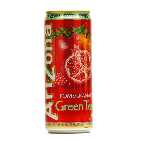 Arizona Pomegranate & Green Tea 0.33 l