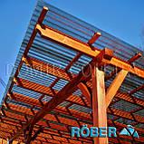 Полікарбонатний шифер Rober, фото 5