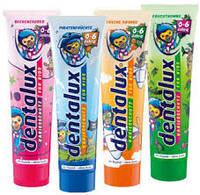 Детская зубная паста Dentalux 100мл Денталюкс