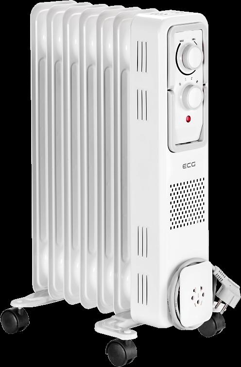 Масляний радіатор ECG OR-1570