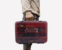 Коробка Condor 5010 поясная для воблеров , для снастей, Ящик кейс рыболовный , Органайзер для рыбалки