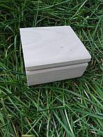 Шкатулка (заготовка) для декупажа 10см
