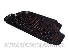 Коврик в багажник для Lada (Ваз) Niva 2121 1994-06, резино/пластиковый (Lada Locker)