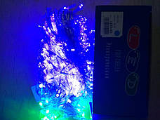 Новогодняя светодиодная гирлянда 500LED 32м синий, фото 2