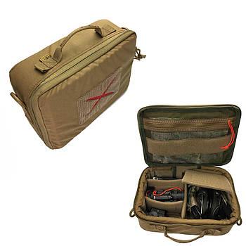 Тактическая сумка Safe Case L Coyote
