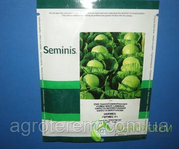 Семена капусты Гермес HERMES F1 2500 с