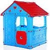 Пластиковий ігровий будиночок Симсек (Туреччина) блакитний