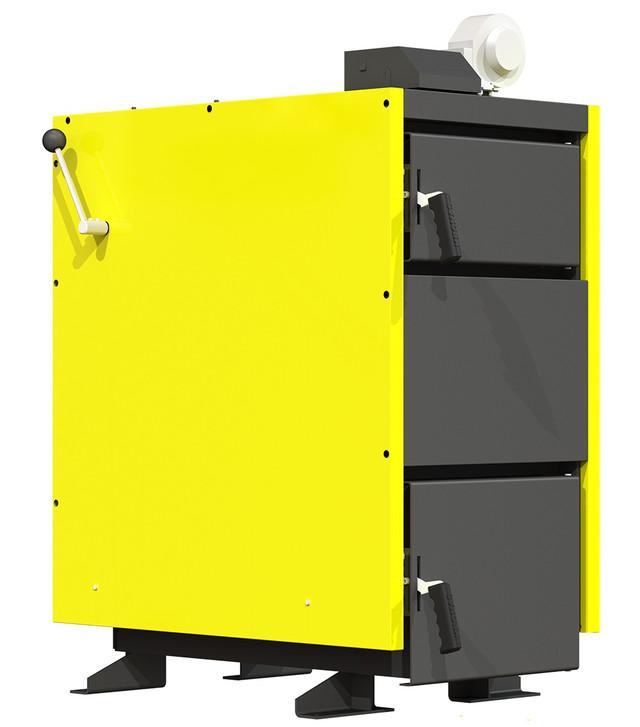 Шахтный котел Кронас JET 30 кВт Фото-1