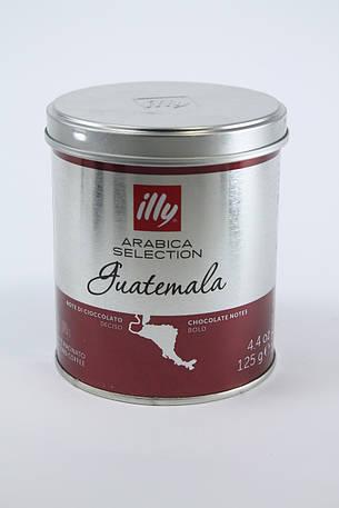 Кофе Молотый ILLY GVATEMALA MONOARABICA 100% Арабика 125 гр, фото 2
