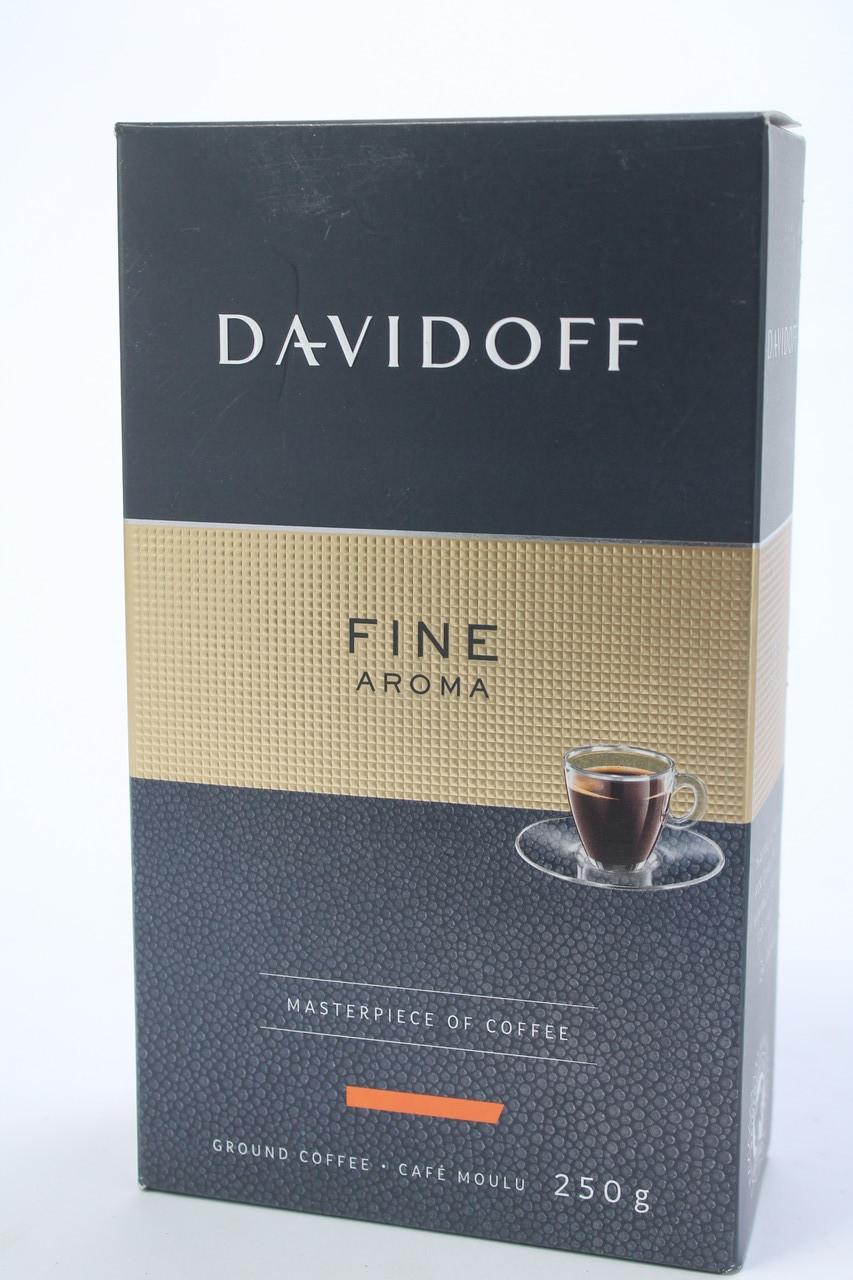 Кофе Молотый Давидофф Файн Арома 100% Арабика 250 гр