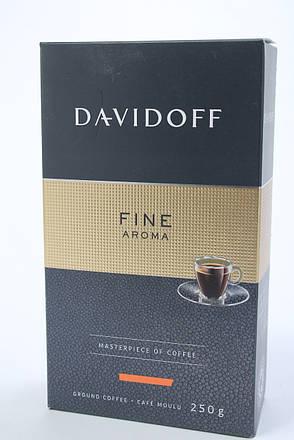 Кофе Молотый Давидофф Файн Арома 100% Арабика 250 гр, фото 2