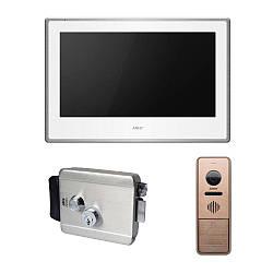 Комплект видеодомофона ARNY AVD-750 2MPX с видеопанелью AVP-NG430 2MPX и электромеханическим замком