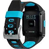 Смарт-часы Smart Watch Gelius Pro M3D (WEARFORCES GPS) Black/Blue (00000076475), фото 5