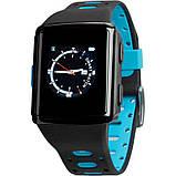 Смарт-часы Smart Watch Gelius Pro M3D (WEARFORCES GPS) Black/Blue (00000076475), фото 10