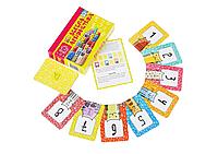 Детская настольная игра Весела арифметика Arial с карточками