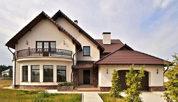 Общестроительные работы дома в Одессе