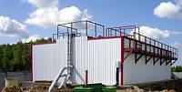 Прямоугольные металлические резервуары