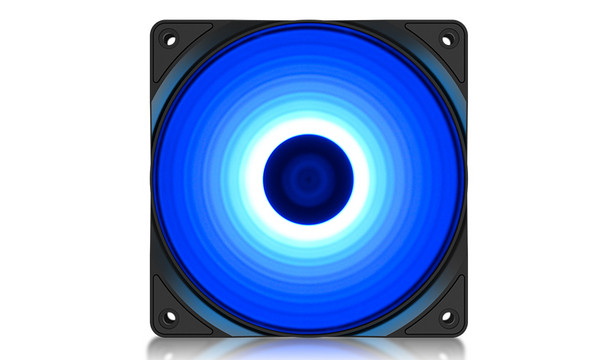Вентилятор Deepcool для корпуса RF120B 120x120x26мм, HB, 1300 об/мин, 17.6-21.9дБ (RF120B)