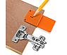 Шаблон для установки мебельных петель, фото 2