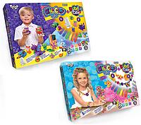 """Детский набор для лепки """"Воздушный и шариковый пластилин"""" (12 цветов)"""