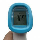 Бесконтактный инфракрасный термометр,градусник для измерения температуры UKC Великобритания, фото 2
