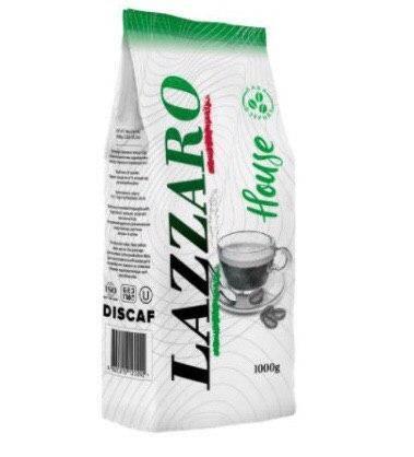 Кофе в зернах Lazzaro House 1кг Бразилия, фото 2