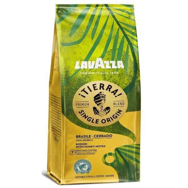Кофе Молотый Lavazza Tierra BRAZILE 180 г