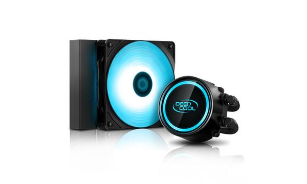 СВО Deepcool GAMMAXX L120 V2 RGB LGA20XX/1366/1200/115X/AM4/AM3+/AM3/AM2+/AM2/FM2+/FM2/FM1 (GAMMAXX L120 V2)