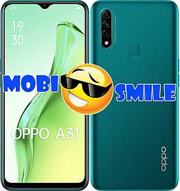 Смартфон OPPO A31 4/64GB Lake Green Гарантия 12 месяцев
