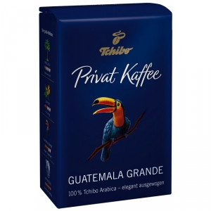 Кофе Молотый 100% Арабика Tchibo Privat Caffee Guatemala Grande 250 г