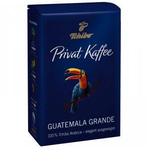 Кофе Молотый 100% Арабика Tchibo Privat Caffee Guatemala Grande 250 г, фото 2