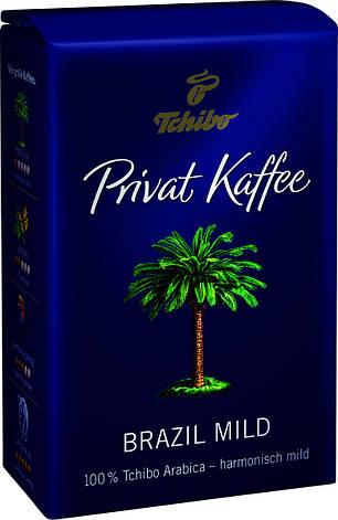 Кофе Молотый  Tchibo Privat Caffee Brazil Mild 250 г, фото 2