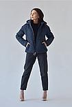 Женская демисезонная куртка LA ROCCA 44 размер, фото 4