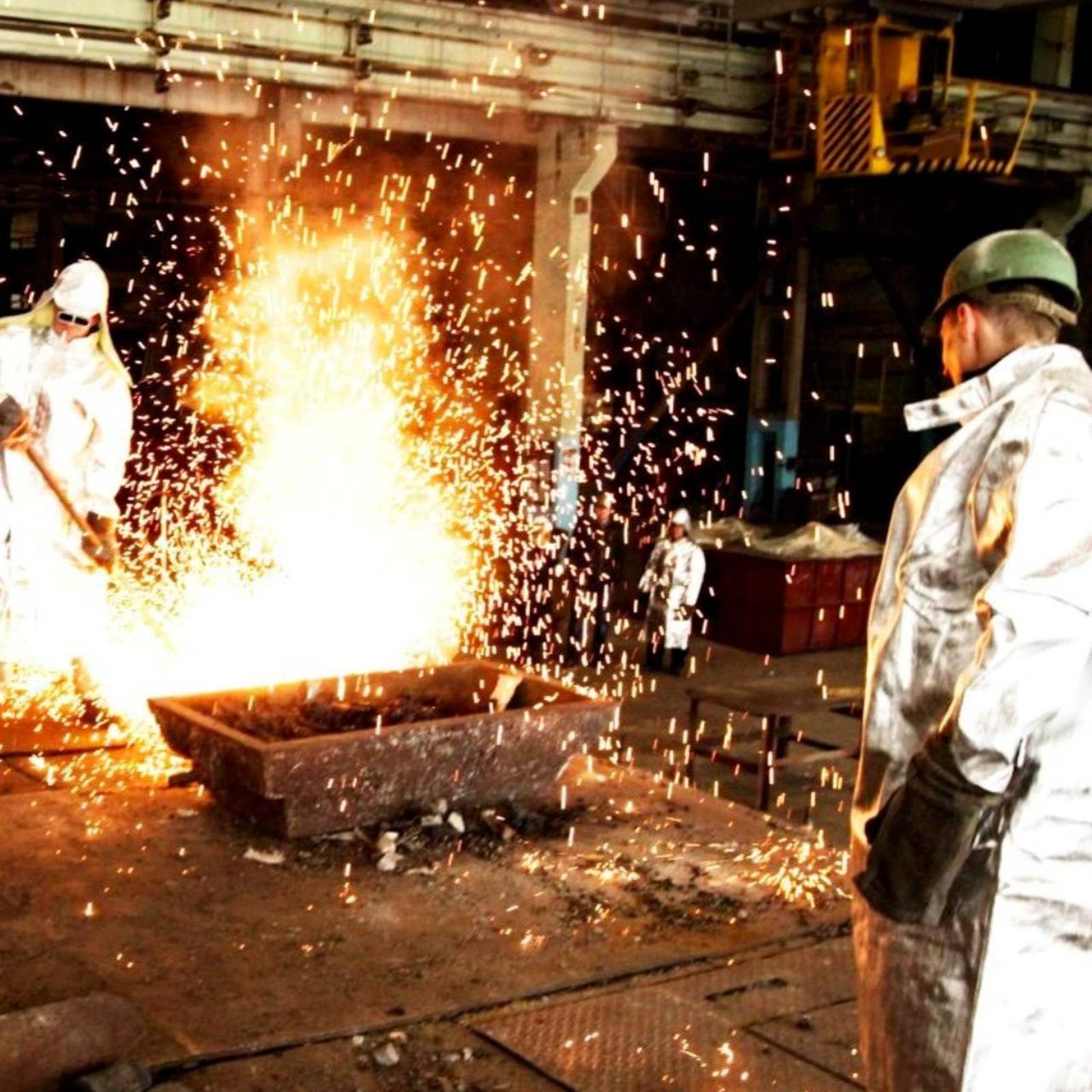 Производство деталей литейным путем: черный металл