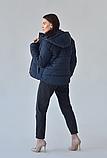 Женская демисезонная куртка LA ROCCA 44 размер, фото 3