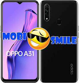 Смартфон OPPO A31 4/64GB Mystery Black Гарантия 12 месяцев
