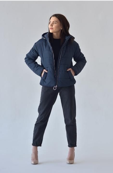 Женская демисезонная куртка LA ROCCA 44 размер