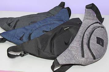 Бананка сумка на пояс через плечо барыжка мужская 1 шт
