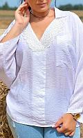Женская Рубашка (Женская Блузка) 53157/2 42/44 белый, фото 1