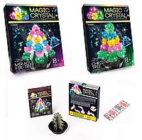 """Набор для проведения опытов сделай сам """"Выращивание кристаллов MAGIC CRYSTAL"""""""