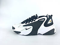Nike Zoom 2K White/Black, фото 1