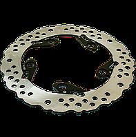 CR1S JL200-68A Гальмівний диск передній D=240 - 291420165-0001