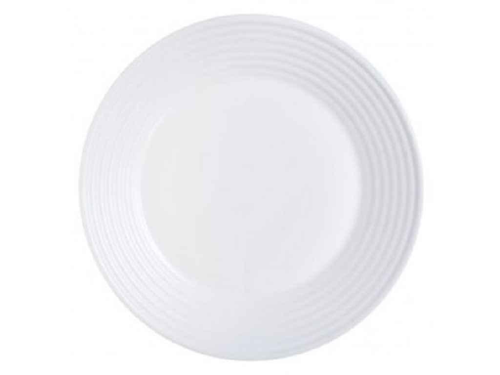 "Тарелка обеденная стекло  25 см Harena ""Luminarc"""