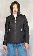 Женская Куртка 856812/1 48 чёрный, фото 1