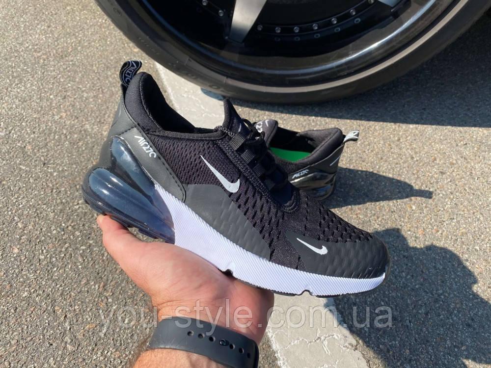 Кроссовки Nike Air 270 Black/White