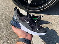 Кроссовки Nike Air 270 Black/White, фото 1