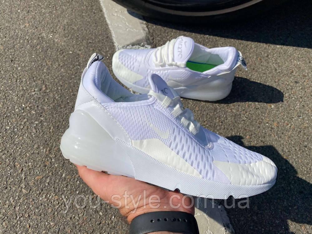 Кроссовки Nike Air 270 White