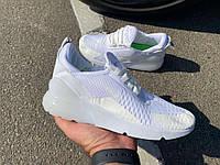 Кроссовки Nike Air 270 White, фото 1